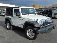 Options:  2008 Jeep Wrangler Rubicon|We Offer Financing