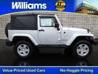 Options:  2008 Jeep Wrangler Sahara|Silver|4Wd|Abs