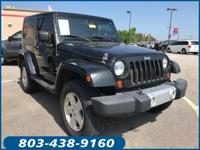 Options:  2008 Jeep Wrangler Sahara|Black