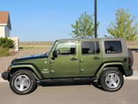 2008 Jeep Wrangler Sahara with hard AND soft tops AND