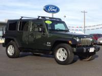 2008 Jeep Wrangler Sport Utility Unlimited X Our