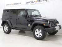 Check out this 2008 Jeep Wrangler with only 82185