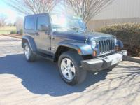 Own your dream car today!! This WRANGLER has all the