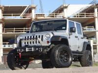 Wrangler Unlimited 4WD 6 Speed Manual Transmission