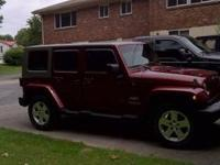 Hey guys Today i have for sale a beautiful 2008 jeep