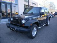 Options Included: N/AThis is not just a Wrangler, it's