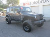 Options:  2008 Jeep Wrangler Another Bad To The Bone