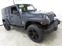 Recent Arrival! 2008 Jeep Wrangler Unlimited Sahara