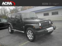 Used 2008 Jeep Wrangler, stk # 172127A, key features