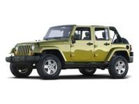 2008 Jeep Wrangler Unlimited Sahara 4-Speed Automatic