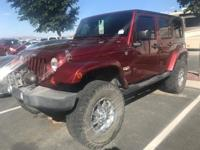 4 Wheel Drive! New In Stock** Includes a CARFAX buyback