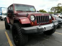 ONLY 48K MILES! SAHARA UNLIMITED 4 DOOR! 3 PIECE