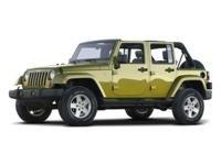 This 2008 Jeep Wrangler Unlimited is Awesome... Summit