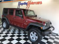Options:  2008 Jeep Wrangler  Here Is A Great Running