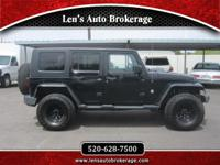 Options:  2008 Jeep Wrangler Another Offroad Ready Jeep
