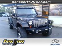 !!! LIFTED !!! WITH ALL THE TOYS !!!. Wrangler