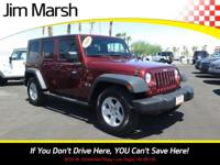 You can expect a lot from the 2008 Jeep Wrangler!