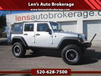 Options:  2008 Jeep Wrangler This Jeep Has Tons Of
