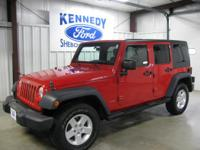 Options:  2008 Jeep Wrangler Unlimi|This Is A One Owner