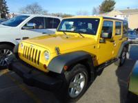 Exterior Color: detonator yellow, Body: SUV 4X4,