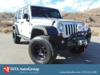 2008 JEEP WRANGLER UP Unlimited X 4WD Unlimited X Our