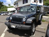 Description Make: Jeep Model: Wrangler Year: 2008 VIN