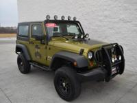 This 2008 Jeep Wrangler X is proudly offered by Smart