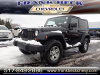 Options:  2008 Jeep Wrangler X|4X4 X 2Dr Suv|**Local