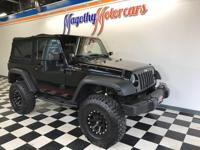 Options:  2008 Jeep Wrangler  Here Is A Great