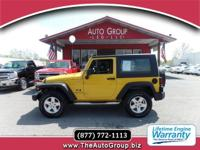 Options:  2008 Jeep Wrangler Visit Auto Group Leasing