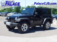 2008 Wrangler X Clean CARFAX **4WD**Good Condition -