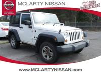 4WD. It's time for McLarty Nissan NLR! Call us