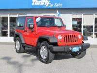Exterior Color: flame red, Body: Convertible, Engine: