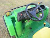 This is for a 2008 John Deere Gator TS model. It has a