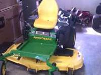 This posting is for a 2008 John Deere Z465 zero turn