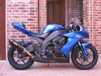 2008 KAWASAKI - ZX10R Year: 2008Exterior Color: