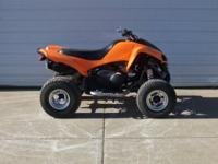 2008 Kawasaki Brute Force 650 4x4 Auto is in good shape
