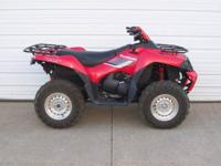 2008 Kawasaki Brute Force 750i 4x4 is in great shape