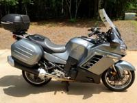 Motorcycles Touring. 2008 Kawasaki Concours 14 CEE