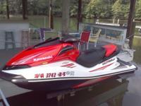 2008 Kawasaki Jet Ski Ultra LX 150 1500 CC engine.