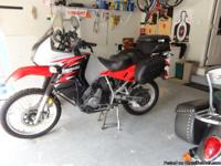 I am selling my KLR 650 just in time for spring riding.
