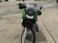 Now the 2008 KLR650 features thorough updates aimed at