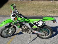 Make: Kawasaki Mileage: 9,999,999 Mi Year: 2008
