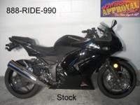 2008 Kawasaki Ninja 250 crotch rocket for sale just