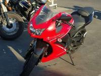 (562) 945-3494 Great Starter Bike. 2008 KAWASAKI NINJA