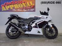 2008 Kawasaki Ninja 250R for sale only $1,999!!!Sharp