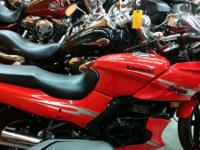 2008 Kawasaki Ninja 500R Great power for the
