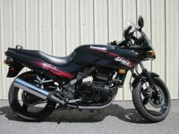 Motorcycles Sport 5366 PSN . Kawasaki s Ninja 500R