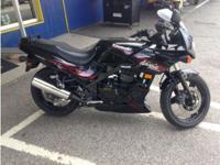2008 Kawasaki Ninja 500R, American Trikes & Motorsports