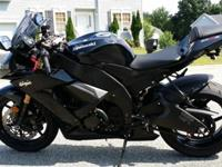 Year: 2008Exterior Color: BlackMake: KawasakiEngine